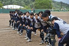 女子ソフトボール部