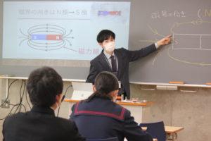 電流と磁力線の関係を復習